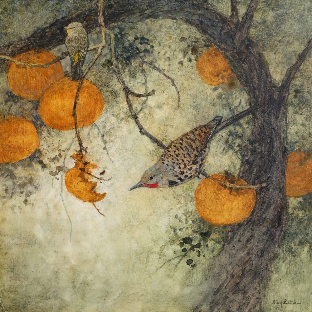Zittin, Flicker and Persimmons