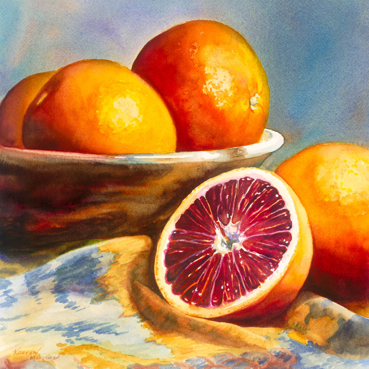 Marquez-Blood Oranges