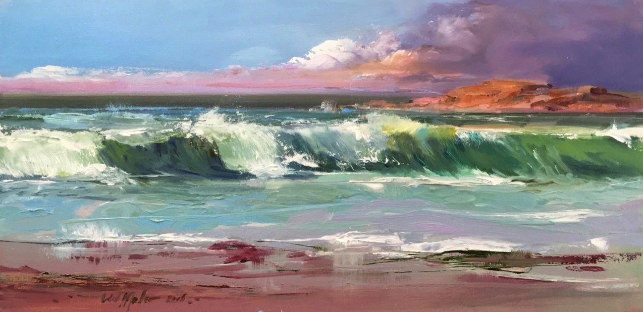 Maller, Will, seascape