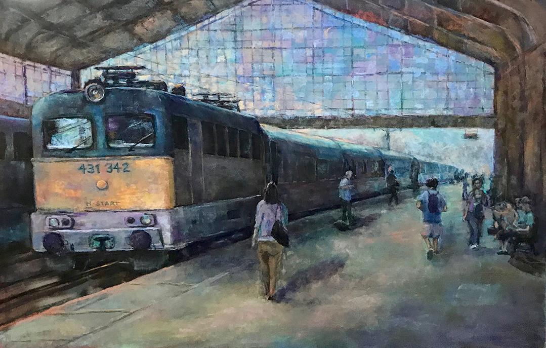 Budapest Railway